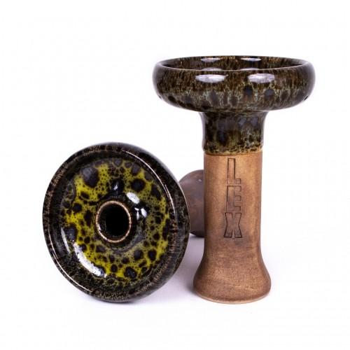 Чаша для кальяна Облако Lex Сrocodile (глина)
