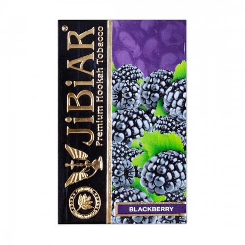 Табак Jibiar Blackberry (Ежевика) - 50 грамм
