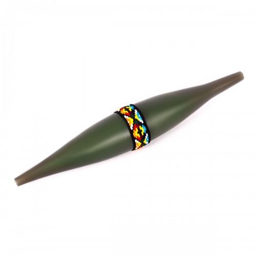 Мундштук охлаждающий Bazuka для шланга кальяна (Black)