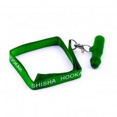 Персональный Мундштук Shisha Hookah Green