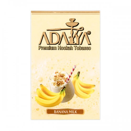 Табак Adalya Бананово Молочный Шейк -50 грамм