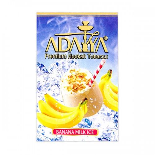 Табак Adalya Бананово Молочный Шейк со Льдом - 50 грамм