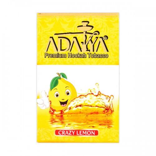 Табак Adalya Сумасшедший Лимон - 50 грамм