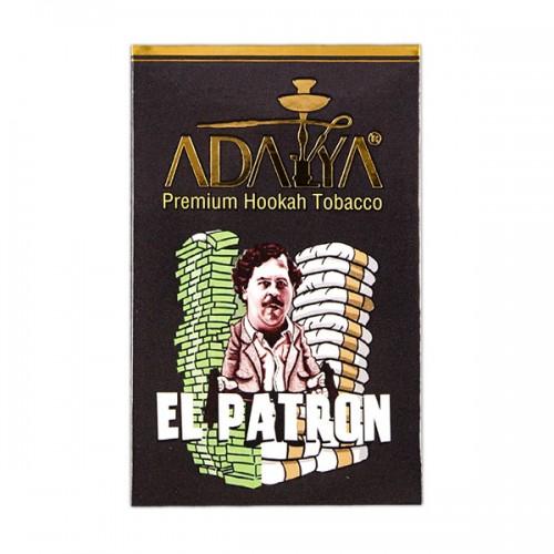 Табак Adalya Эль Патрон - 50 грамм