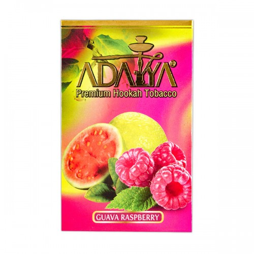 Табак Adalya Гуава Малина - 50 грамм