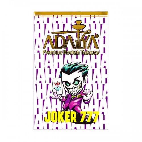 Табак Adalya Джокер 777 - 50 грамм