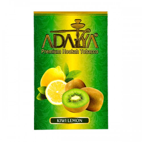 Табак Adalya Киви Лимон - 50 грамм
