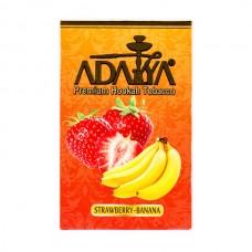 Табак Adalya Клубника Банан - 50 грамм