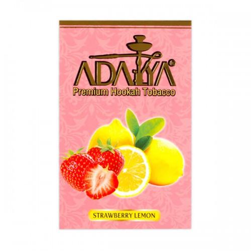 Табак Adalya Клубника Лимон - 50 грамм