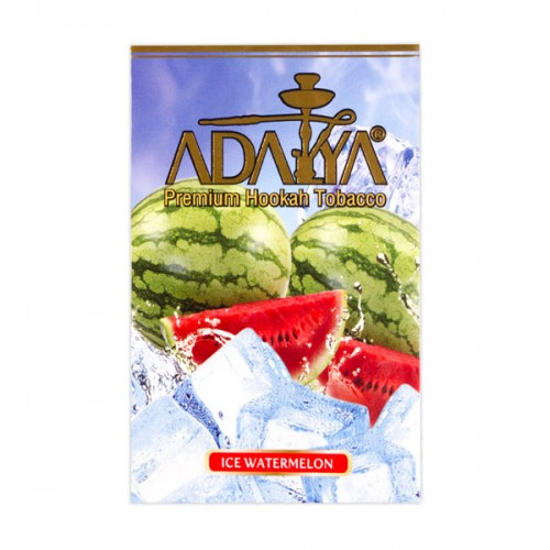 Табак Adalya Лед Арбуз - 50 грамм