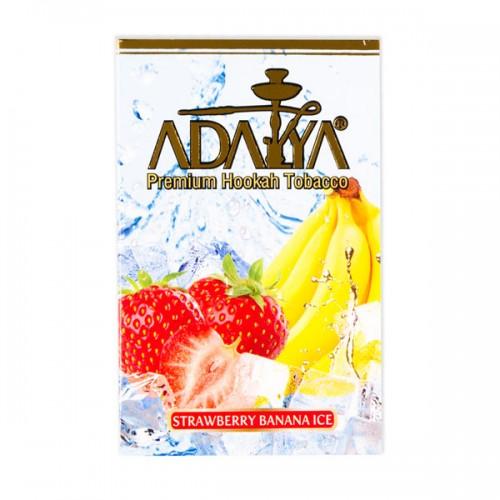 Табак Adalya Лед Клубника Банан - 50 грамм