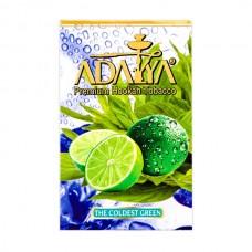 Табак Adalya Ледяной Зеленый Лайм - 50 грамм