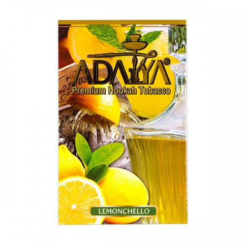 Табак Adalya Лимончелло - 50 грамм