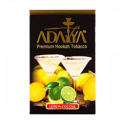 Табак Adalya Лимонный Коктейль - 50 грамм