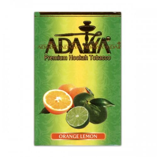 Табак Adalya Апельсин Лимон - 50 грамм