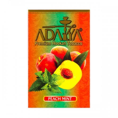 Табак Adalya Персик Мята - 50 грамм