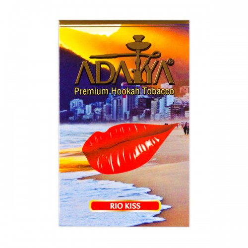 Табак Adalya Поцелуй Рио - 50 грамм