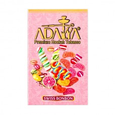 Табак Adalya Швейцарские Леденцы - 50 грамм
