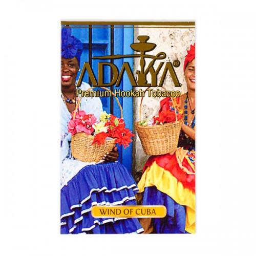 Табак Adalya Ветер Кубы - 50 грамм