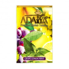 Табак Adalya Виноград Лимон Мята - 50 грамм