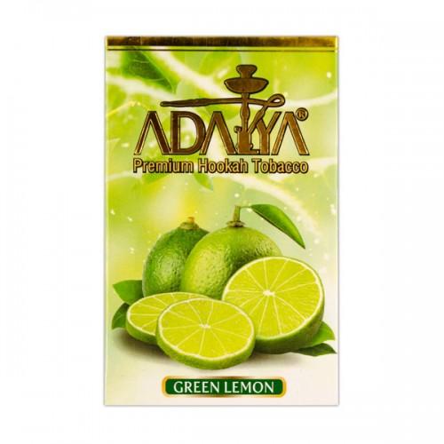 Табак Adalya Зеленый Лимон - 50 грамм