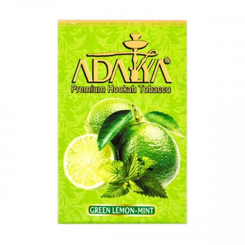 Табак Adalya Зеленый Лимон с Мятой - 50 грамм