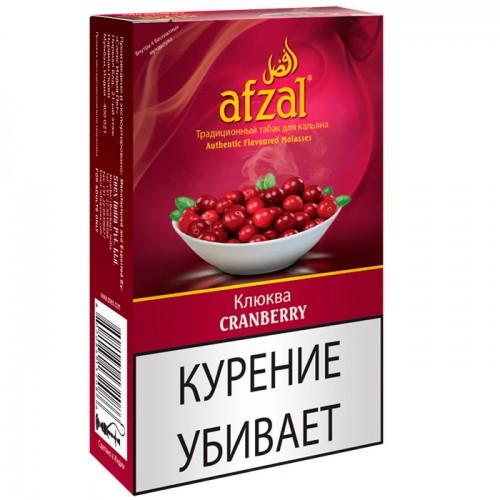 Табак Afzal Cranberry (Клюква) - 50 грамм