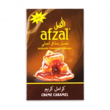 Табак Afzal Creme Caramel (Крем Карамель) - 50 грамм