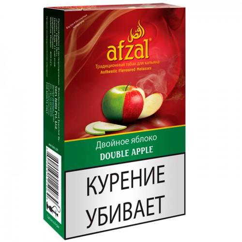 Табак Afzal Double Apple (Двойное Яблоко) - 50 грамм