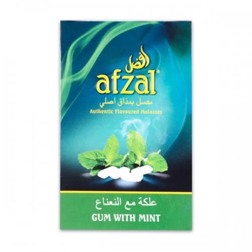 Табак Afzal Gum with mint (Жвачка с Мятой) - 50 грамм