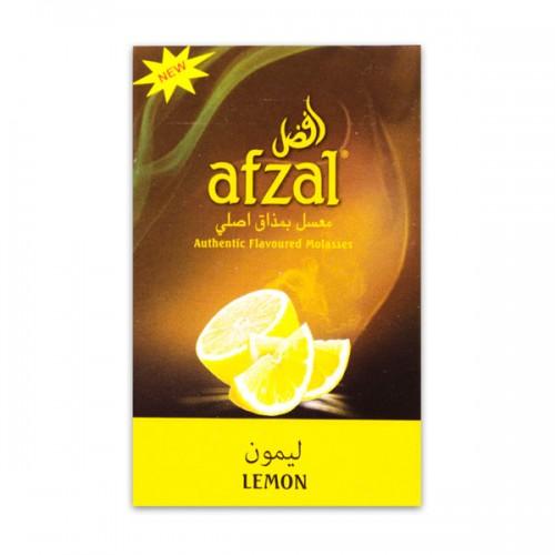 Табак Afzal Lemon (Лимон) - 50 грамм