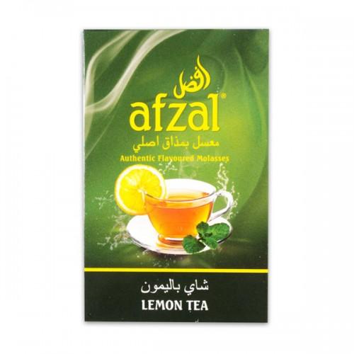 Табак Afzal Lemon Tea (Лимонный Чай) - 50 грамм