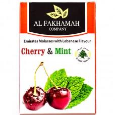 Табак Al Fakhamah Вишня с Мятой - 50 грамм