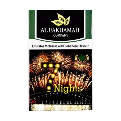 Табак Al Fakhamah 7 ночей - 50 грамм