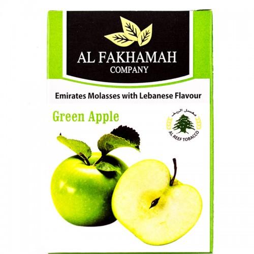 Табак Al Fakhamah Зеленое Яблоко - 50 грамм