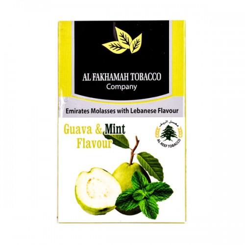 Табак Al Fakhamah Гуава Мята - 50 грамм