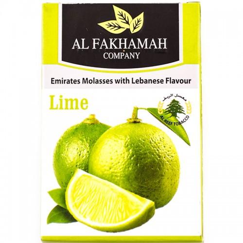 Табак Al Fakhamah Лайм - 50 грамм