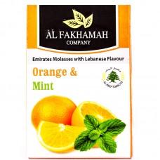 Табак Al Fakhamah Апельсин Мята - 50 грамм