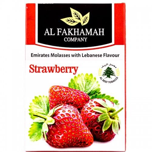 Табак Al Fakhamah Клубника - 50 грамм