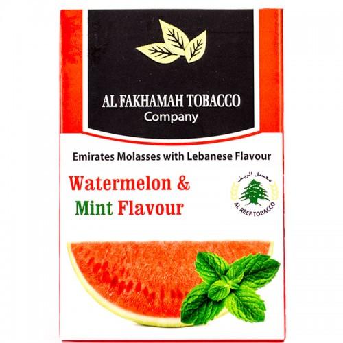 Табак Al Fakhamah Арбуз Мята - 50 грамм
