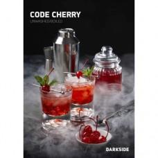 Табак Darkside Medium Code Cherry (Вишневый Код) - 250 грамм