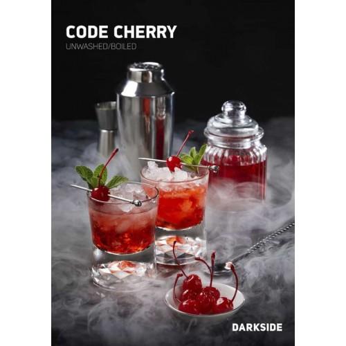 Табак Darkside Medium Code Cherry (Вишневый Код) - 100 грамм