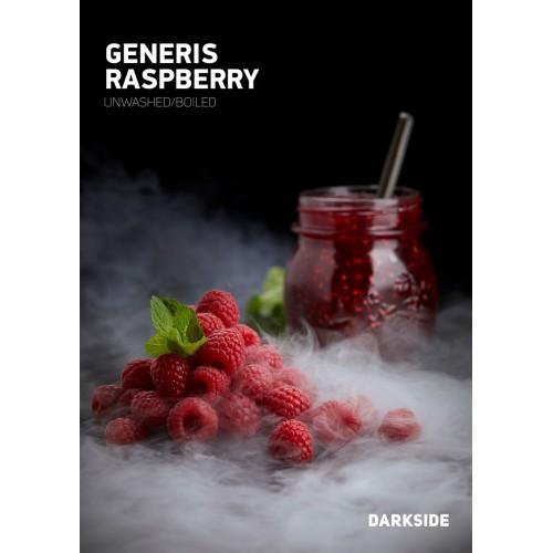Табак Darkside Medium Generis Raspberry (Малина) - 250 грамм