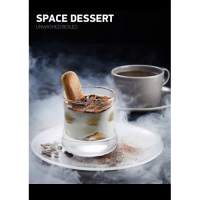 Табак Darkside Medium Space Dessert (Тирамису) - 100 грамм