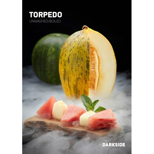 Табак Darkside Medium Torpedo (Торпедо) - 100 грамм