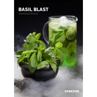 Табак Darkside Medium Basil Blast (Базилик)  - 250 грамм