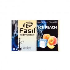 Табак Fasil Лед Персик - 50 грамм