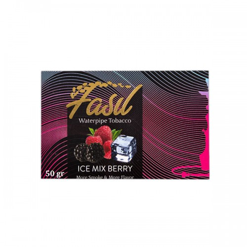 Табак Fasil Лед Ягода - 50 грамм