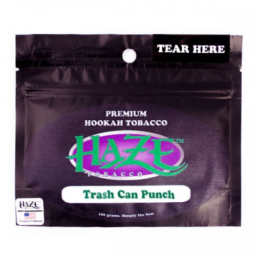 Табак Haze Trash Can Punch 100 грамм