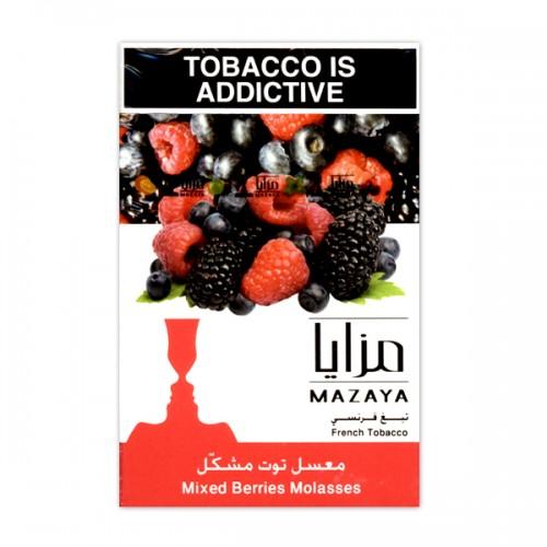 Табак Mazaya Mixed Berries (Ягодный Микс) - 50 грамм